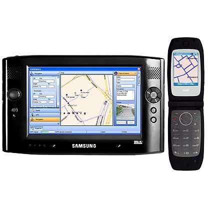 """Die """"Trailblazers"""" Software kann man sich ab Mai aufs Handy oder PDA-Gerät herunterladen."""