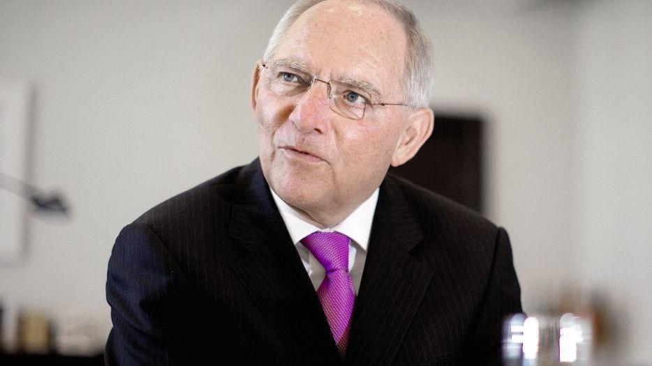CDU-Politiker Schäuble: »SPD und Grüne unterminieren mit ihren Steuerplänen die wirtschaftliche Entwicklung«