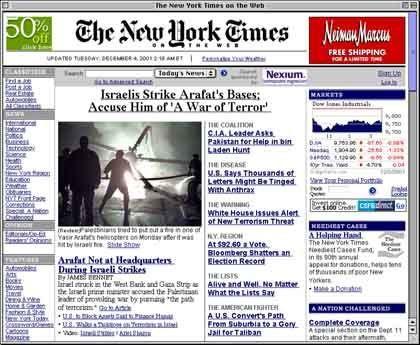 """""""Einzigartiges Biest"""": New York Times im Netz"""