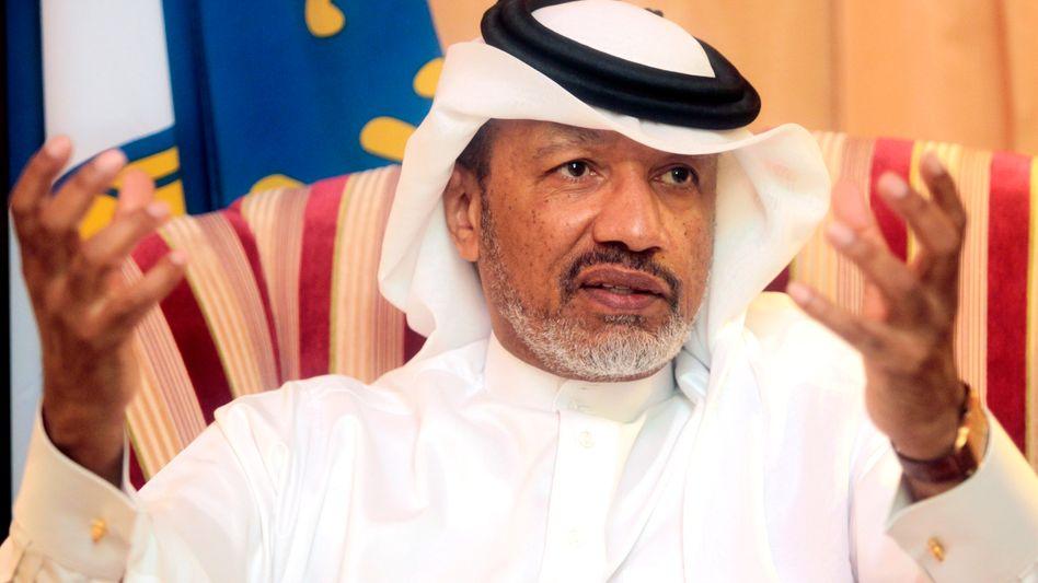 Ehemaliger Funktionär bin Hammam: Berufung gegen provisorische Sperre