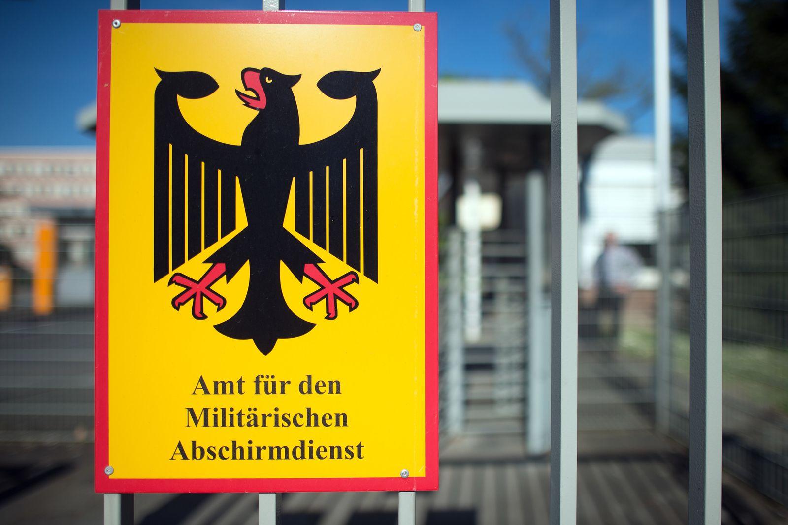 Militärischer Abschirmdienst (MAD)