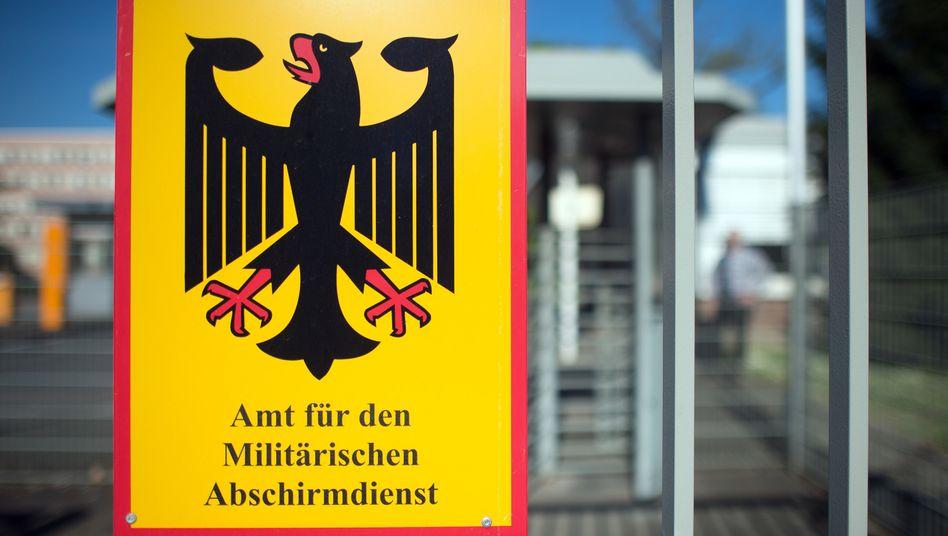 MAD-Zentrale in Köln (Archivfoto)