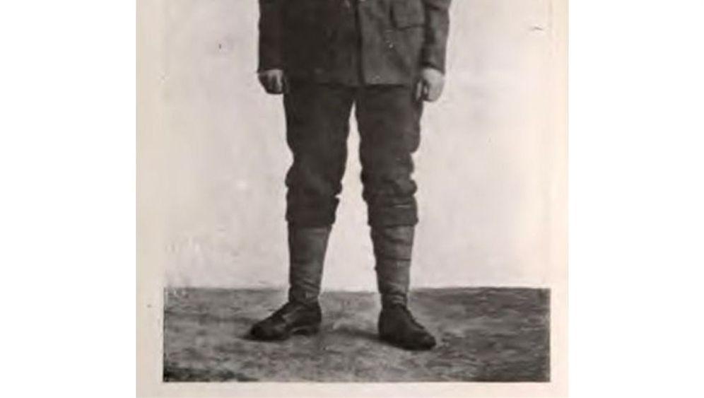 Kämpferin im Ersten Weltkrieg: Ein Soldat namens Dorothy