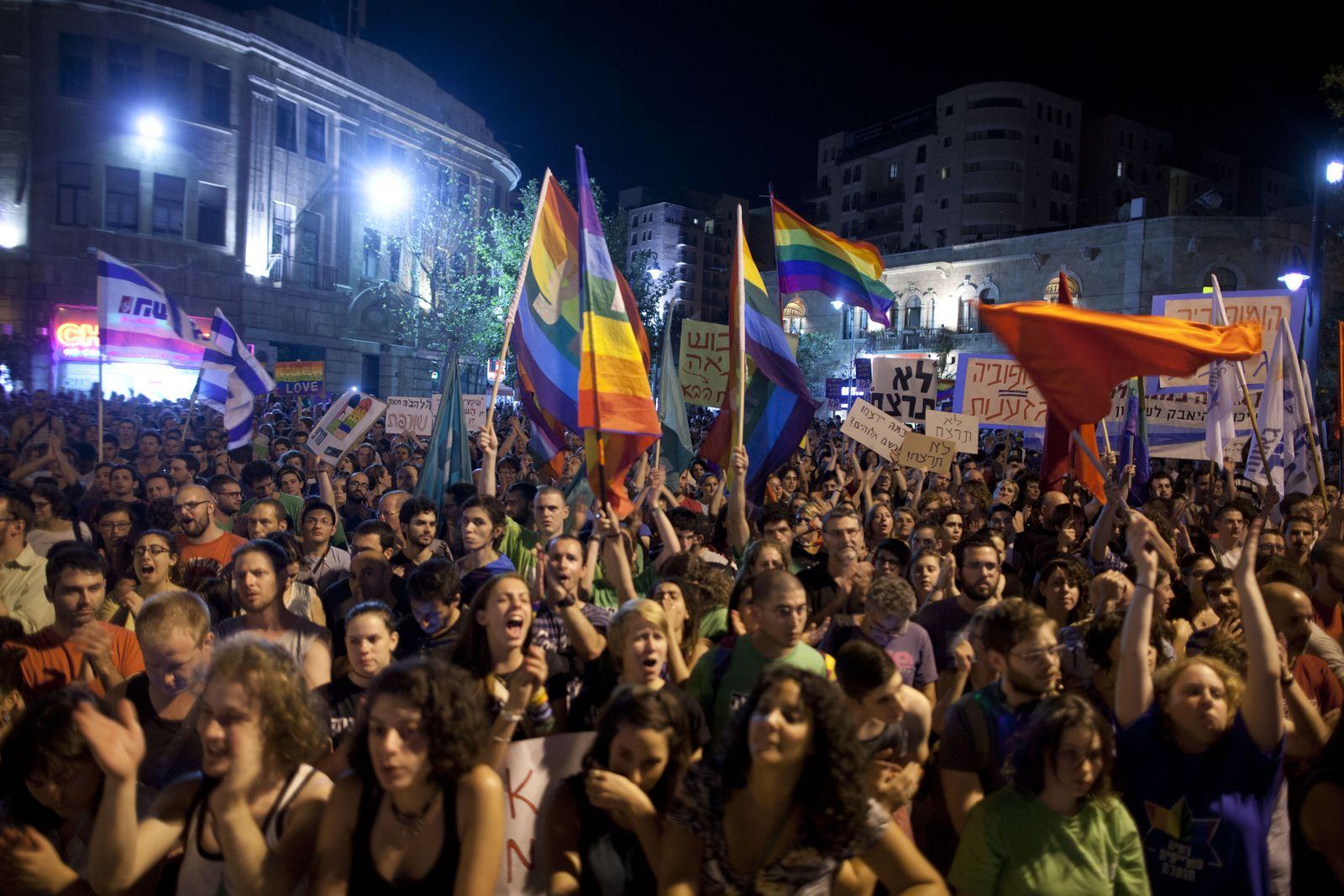Gay Parade/ Jerusalem