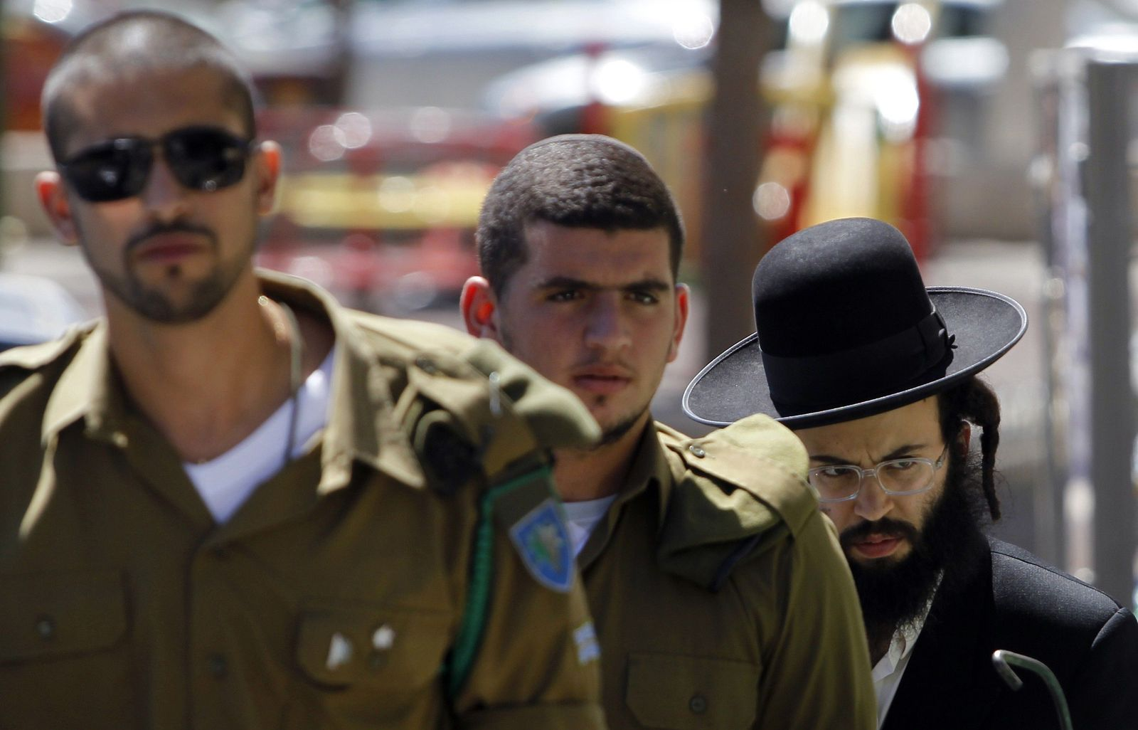 Israel / Soldat / Orthodox