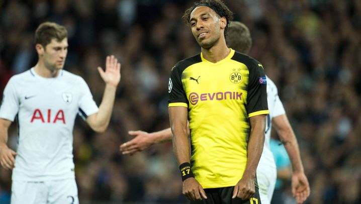 Dortmunds Pleite bei Tottenham: Ausgekontert