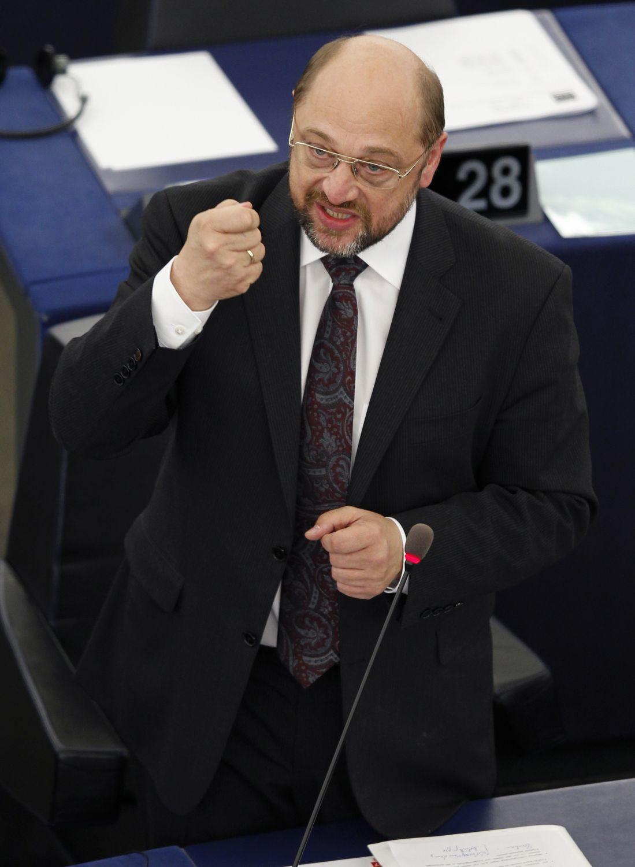 Martin Schulz / EU-Parlament