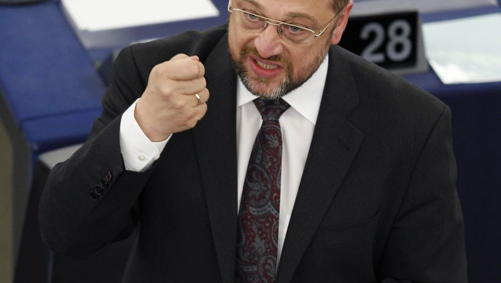 Photo Gallery: Martin Schulz on a Mission