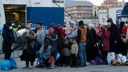 Athen will Flüchtlinge aufs Festland evakuieren