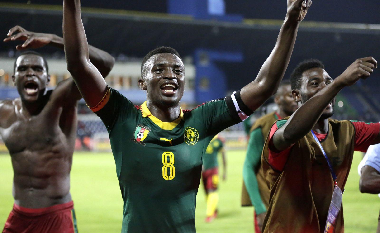 Afrika-Cup: Kamerun - Ghana