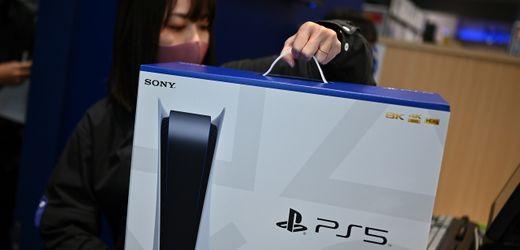Playstation 5: Die Konsole zu kaufen bleibt wohl bis 2022 schwierig