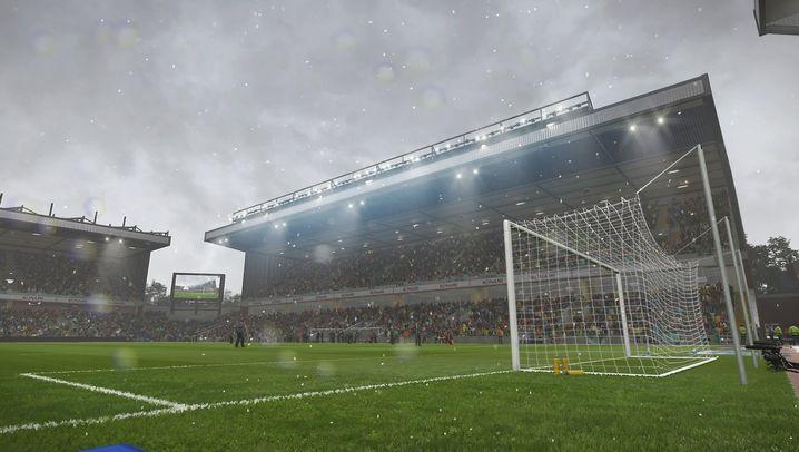 """""""Pro Evolution Soccer 2019"""" im Test: Ein Hoch auf den Fernschuss"""