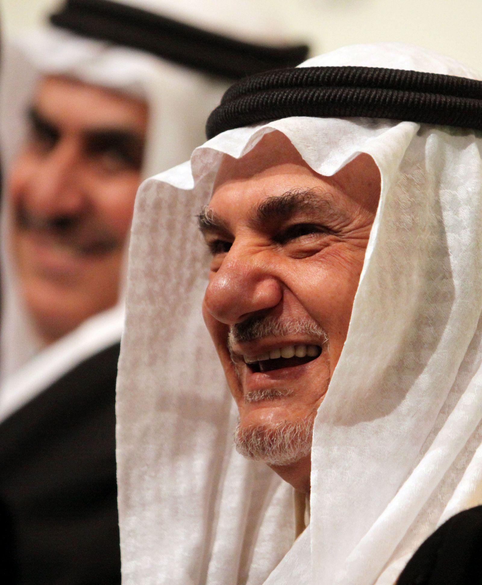 Prince Turki Al Faisal