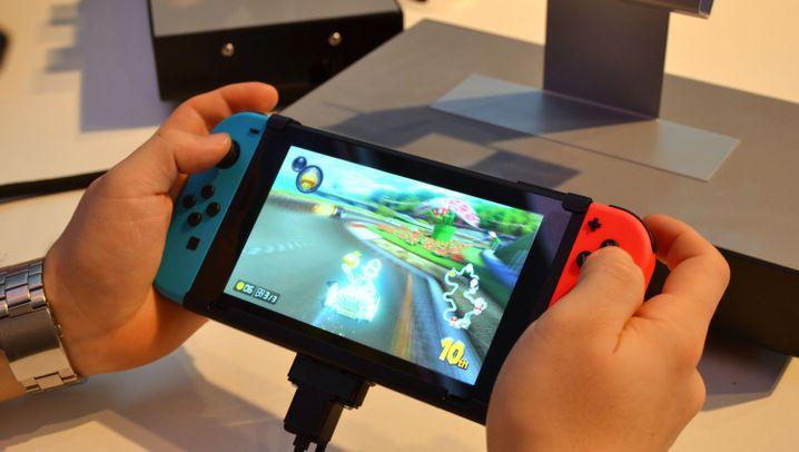 Konsole für überall: Die Nintendo Switch im Detail