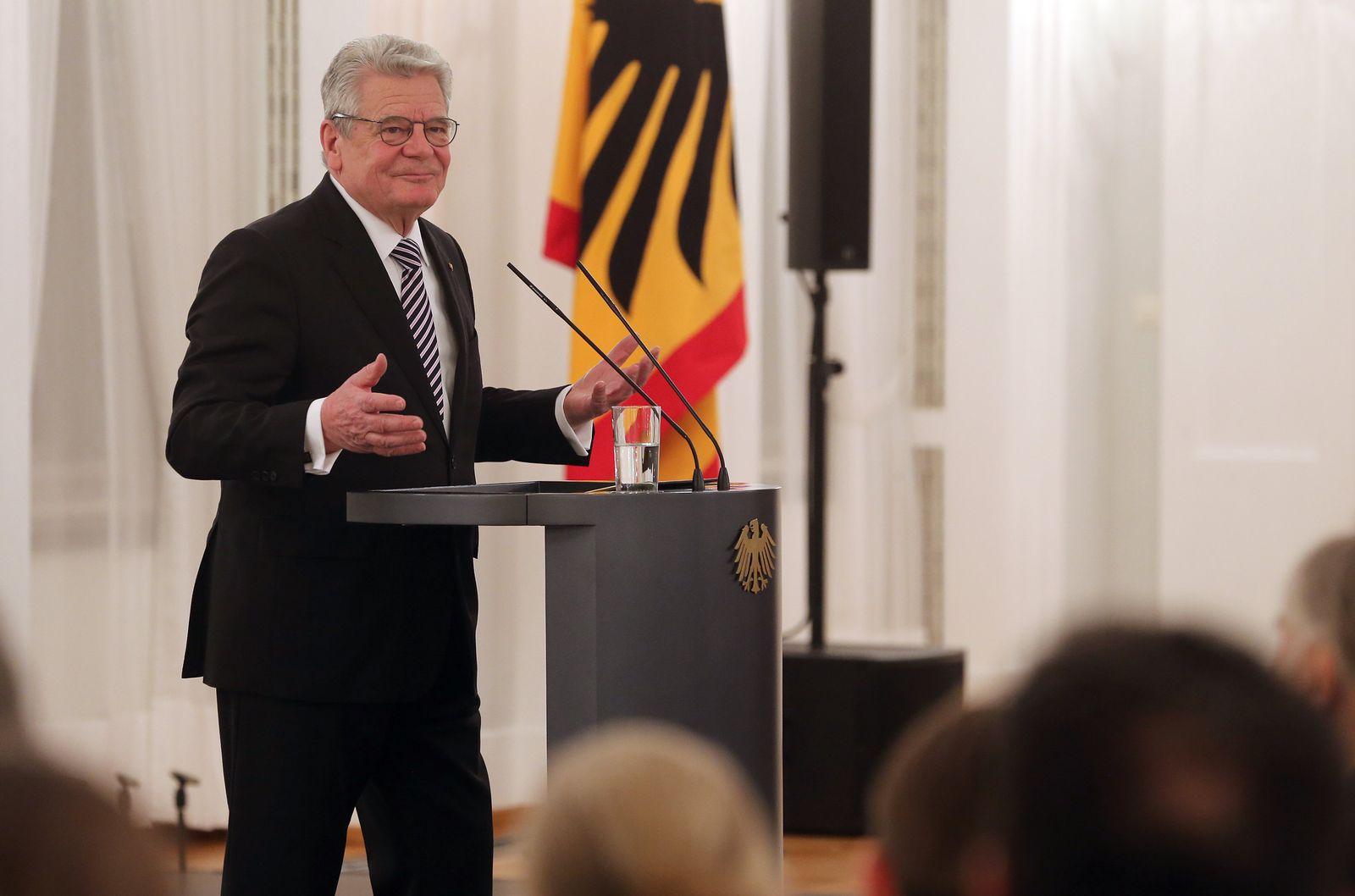 Gauck schloss bellevue