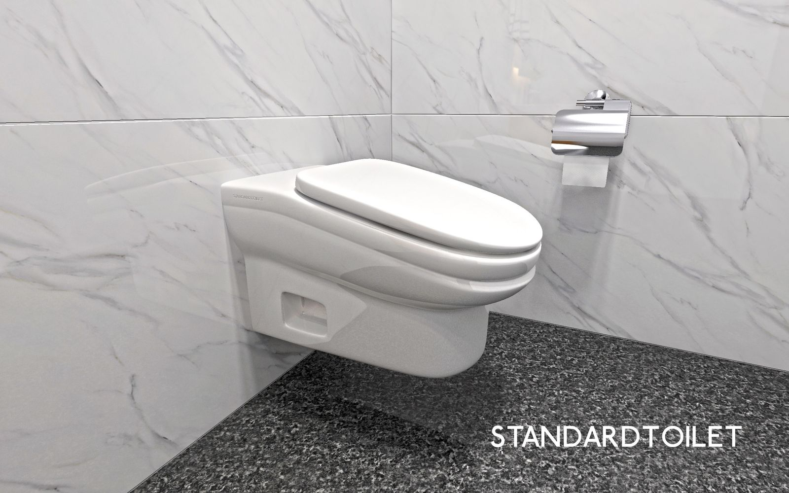 EINMALIGE VERWENDUNG Standard Toilet / standardtoilet.net