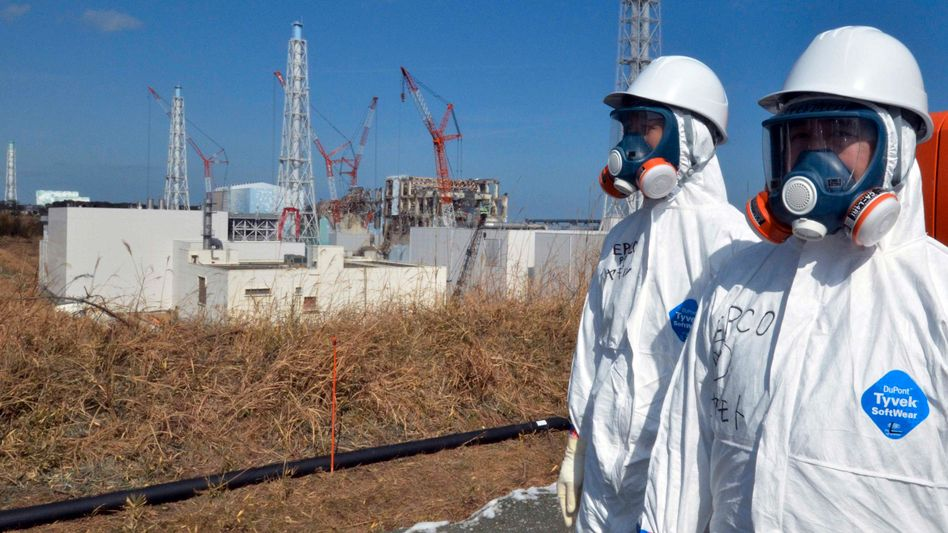 Experten auf dem Tepco-Gelände: Japanische Regierung wusste früh von den Gefahren