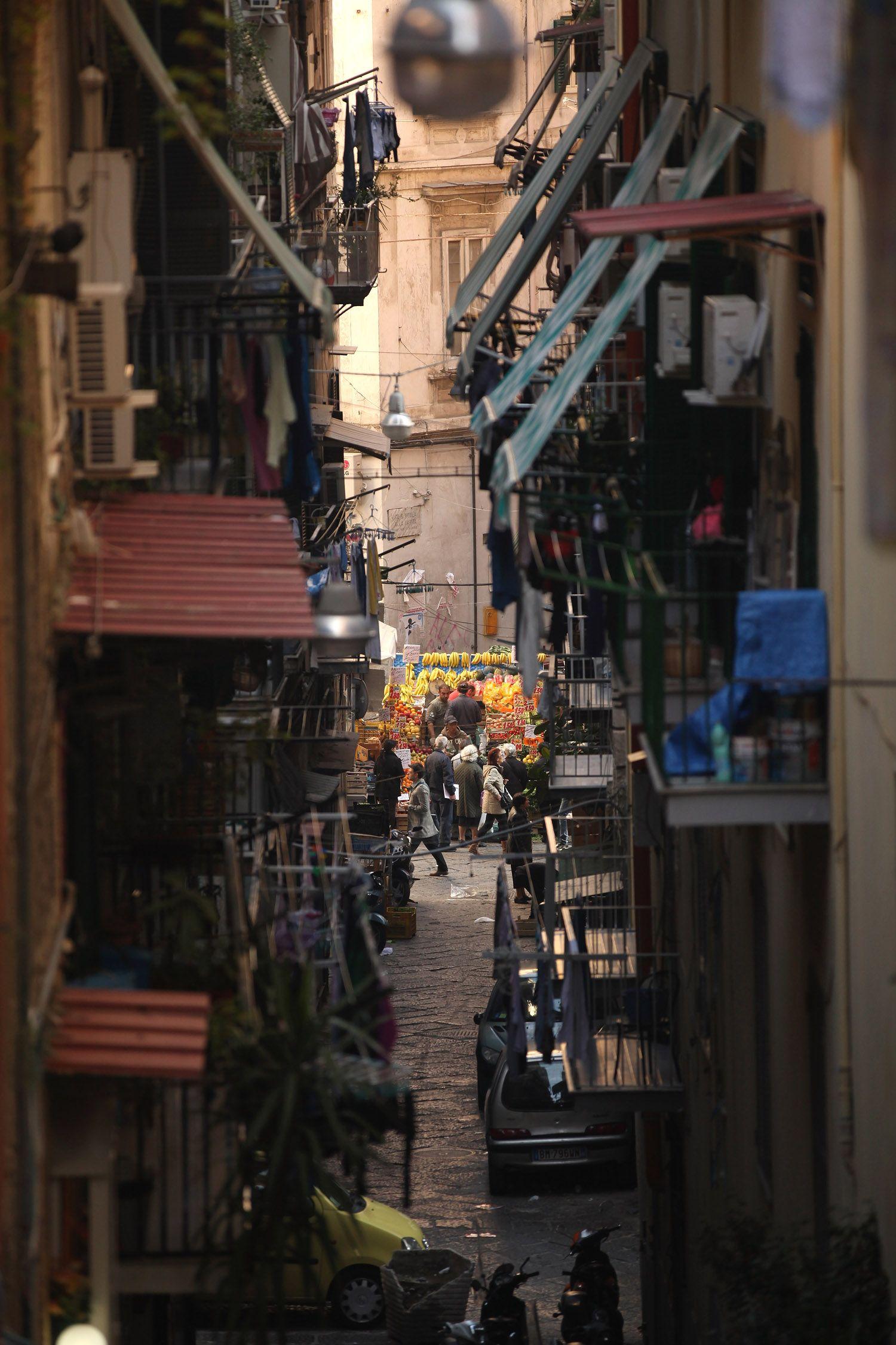 Neapel / Gassen