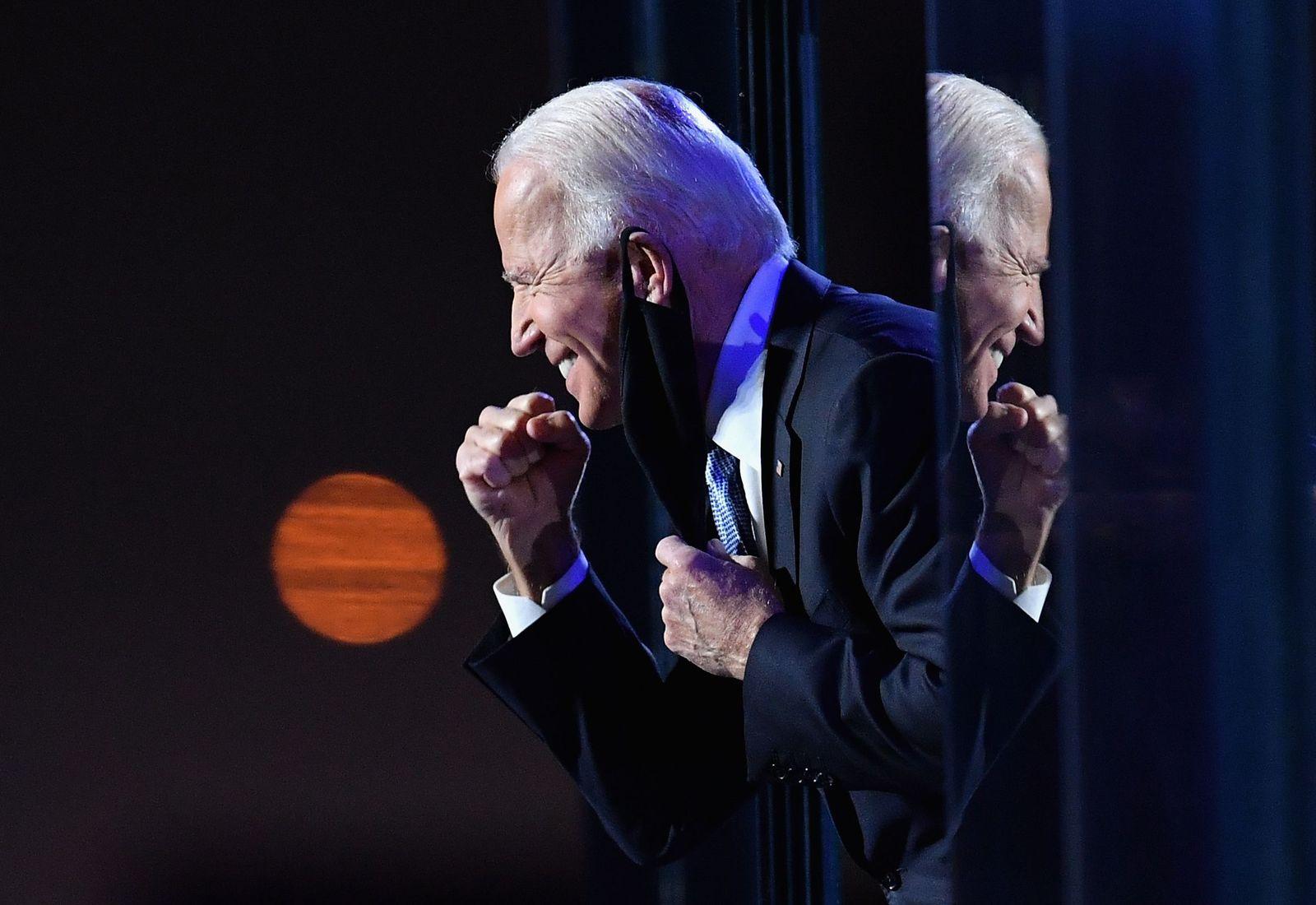 US-VOTE-BIDEN-HARRIS-POLITICS-AFP PICTURES OF THE YEAR 2020