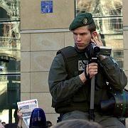 """Polizeieinsatz bei Demonstration in München: """"Gesetz muss grundlegend korrigiert werden"""""""