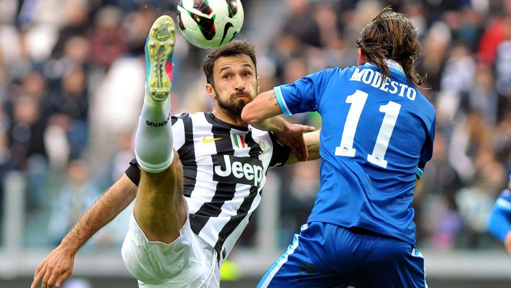 Juventus' Vucinic: Spezielle Vorbereitung auf Bayern