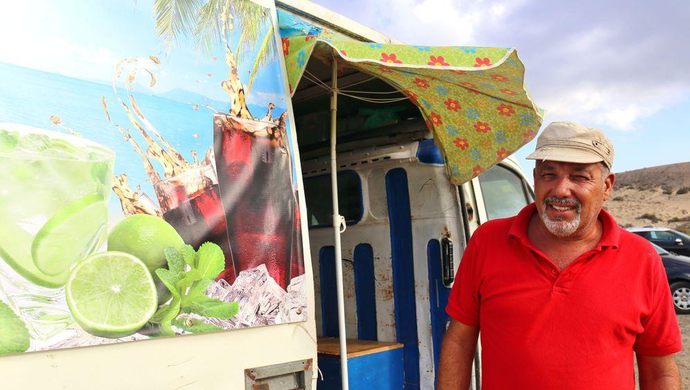 """Ein Tischler mixt Cocktails auf Lanzarote: """"Mehr will ich gar nicht"""""""
