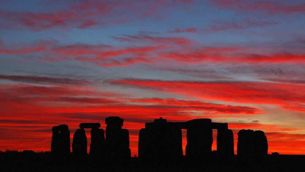 Stonehenge-These: Rock im Ring