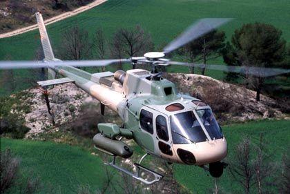 Eurocopter-Hubschrauber: Bestellt und wieder storniert