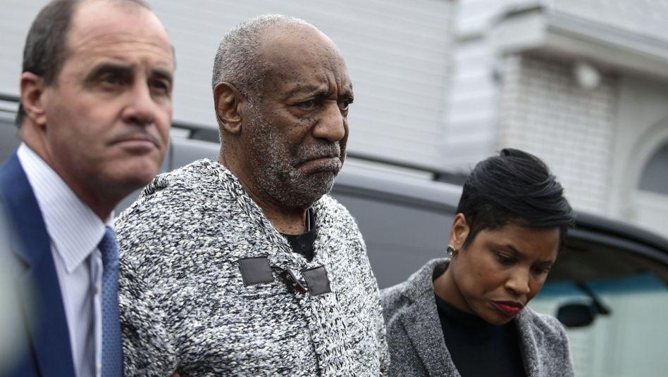 """Reaktionen auf Anklage: """"Wenn ich an die Hölle glaubte,käme Bill Cosby dorthin"""""""