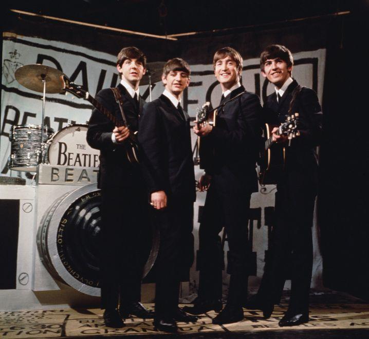 Die Beatles 1963: Musik aus dem Mülleimer