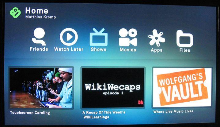 Multimediaplayer: Sie bringen Online-Inhalte und Videodateien auf den Fernseher