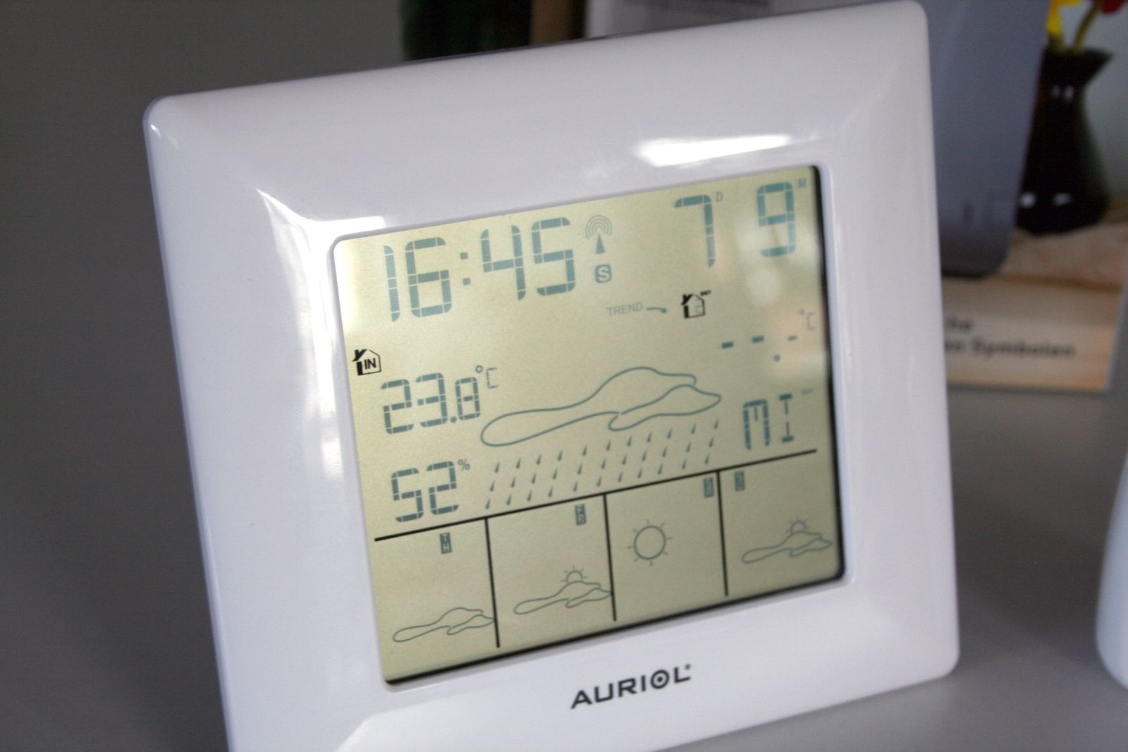 Wetterstation / Auriol / WISSENSCHAFT
