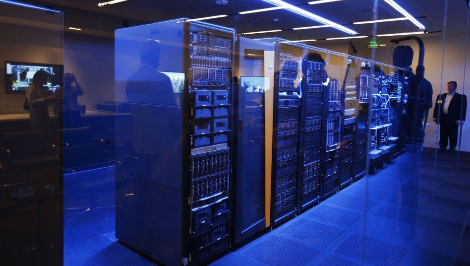 Server in Palo Alto (Symbolbild): In Europa sollen Unternehmen Zwischenfälle melden
