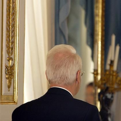Bavaria's governor Edmund Stoiber will exit the political stage in September.