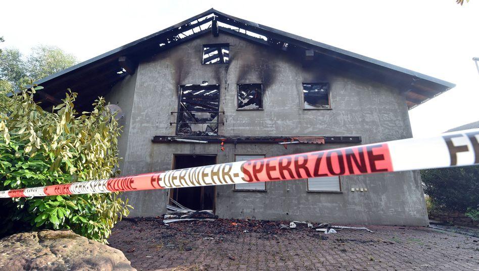 Brandschäden in Remchingen: Zahl der Anschläge steigt