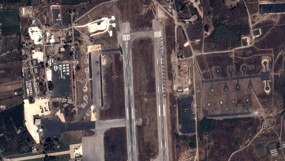 Militärische Intervention: Russland startet Luftangriffe in Syrien