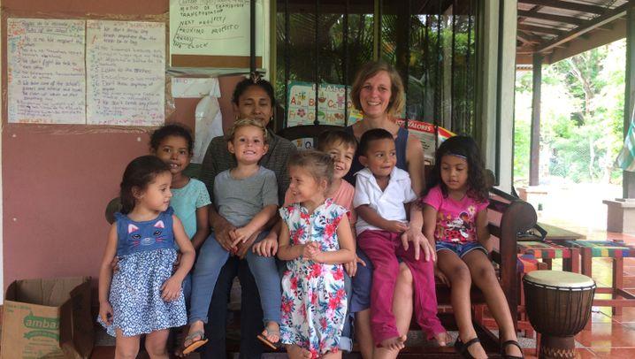 Schule in Nicaragua: Kleines Opossum, große Sorgen