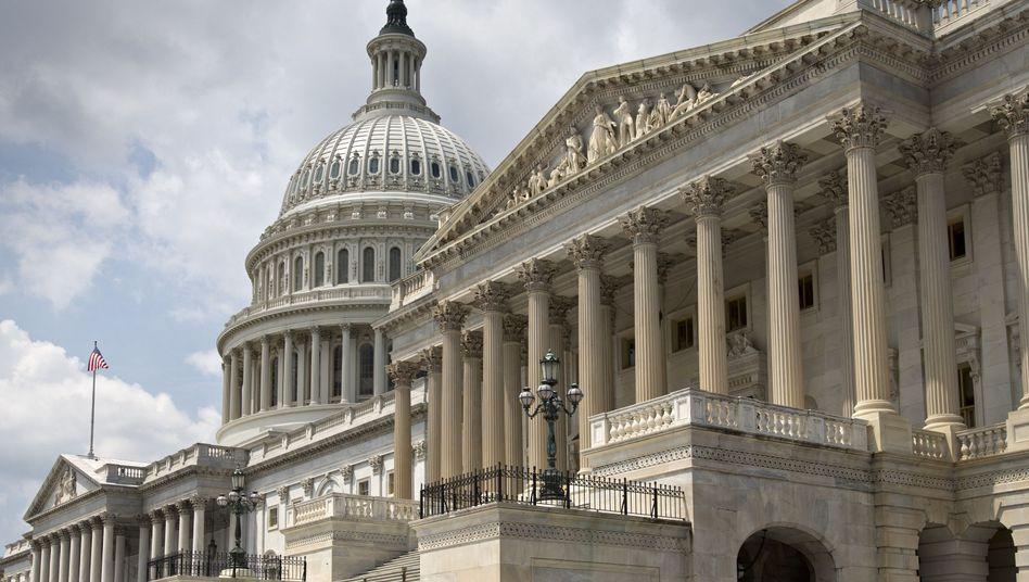 """Kapitol in Washington: """"Iran fördert Terrorismus weltweit"""""""