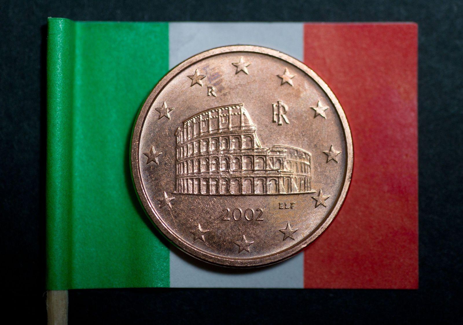 Experten sorgen sich in Schuldenkrise um Italien