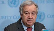 Guterres ruft zu weltweiter Waffenruhe auf