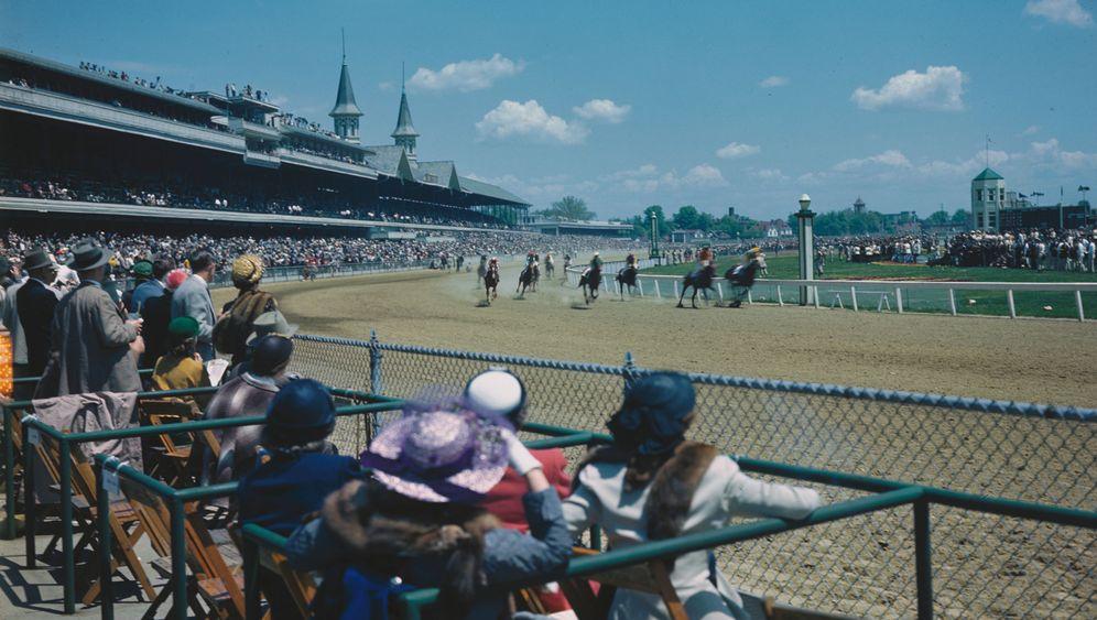 Kentucky Derby: Pferde, Prunk, P. Diddy