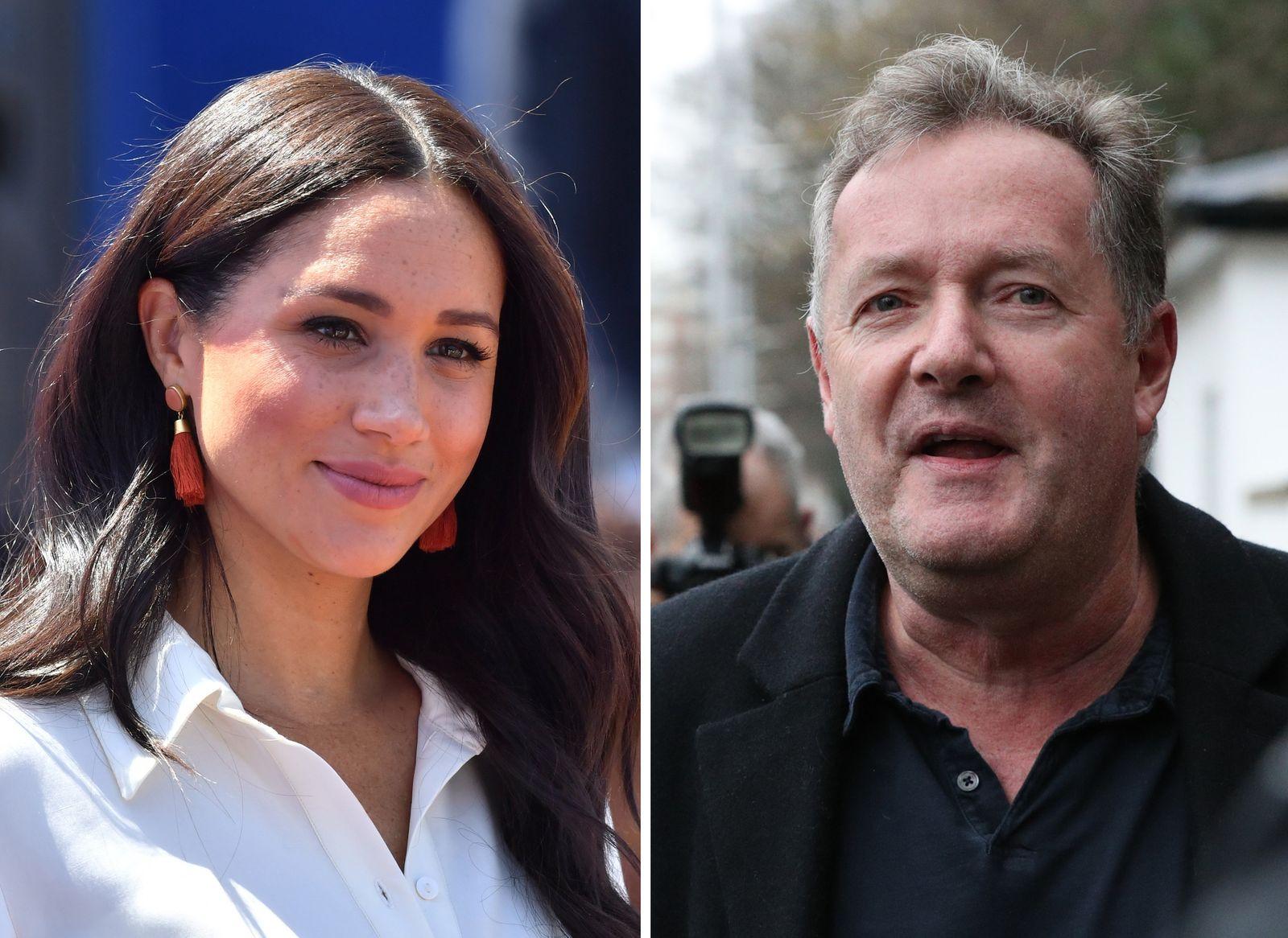 Beschwerde Herzogin Meghan gegen Moderator Morgan abgewiesen