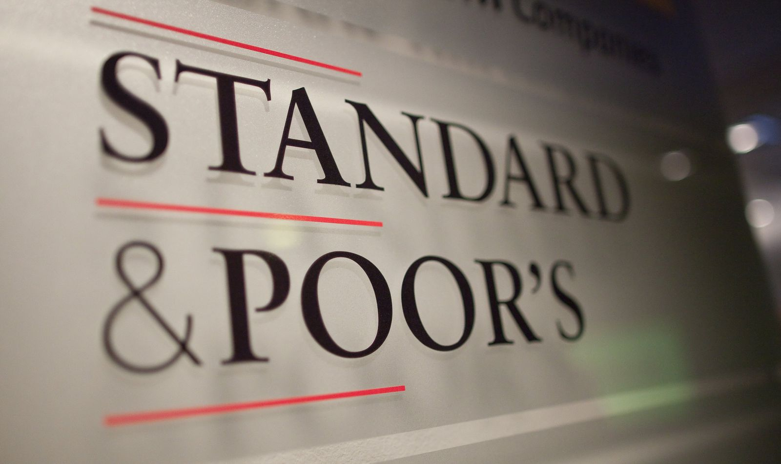 Standard & Poor's downgrades nine European countries