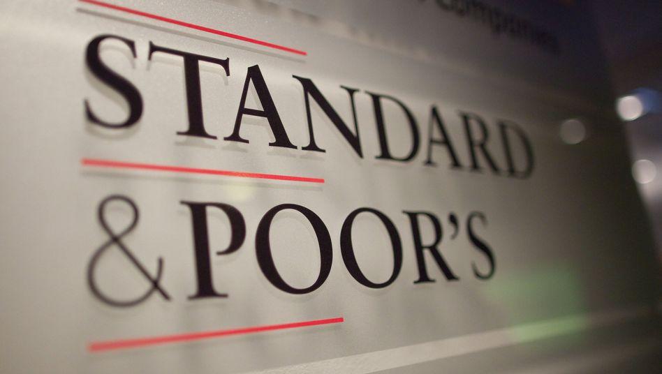 US-Ratingagentur Standard & Poor's: Herabstufung von neun Euro-Ländern