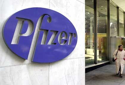 Alarmsignal für die gesamte Branche: Pfizer-Zentrale in New York