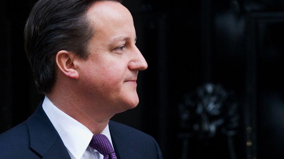 Großbritanniens Premier Cameron: Kritik im EU-Parlament
