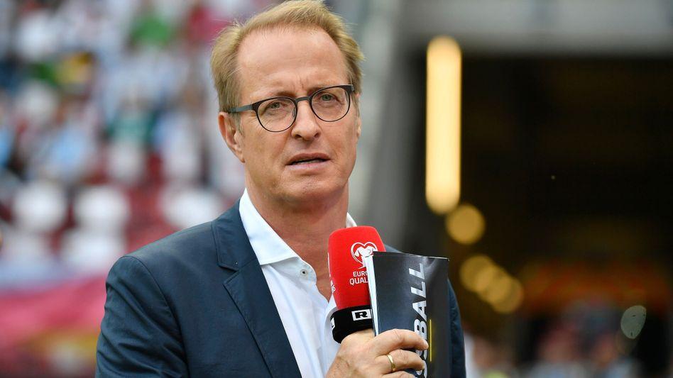 Moderator Florian König