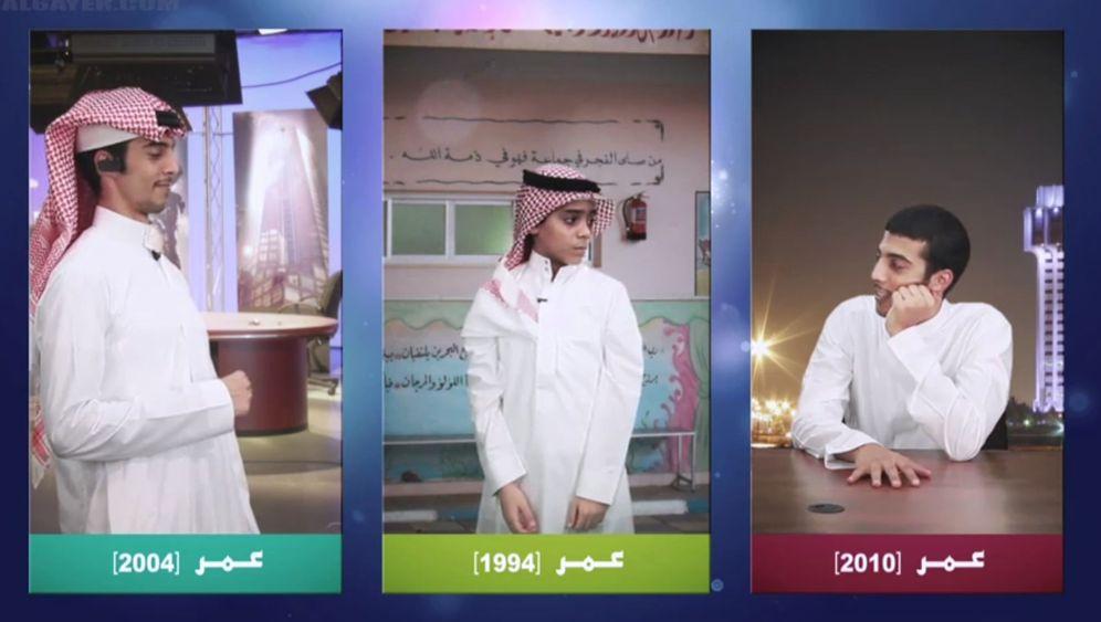 Arabiens Tabubrecher: Falsche Bärte, beißender Spott, frecher Pop