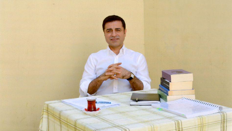 Selahattin Demirtas im Gefängnis: Ihm drohten 142 Jahre Haft