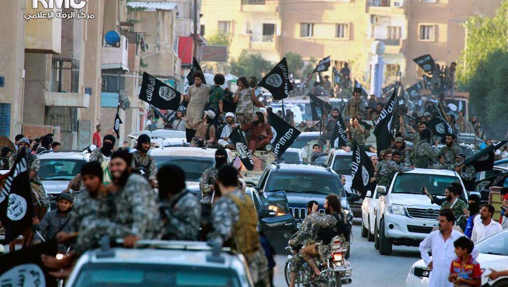Terrormiliz IS: Der Schrecken des Nahen Ostens